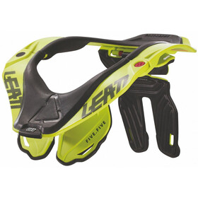 Leatt DBX 5.5 Protection de cou, lime
